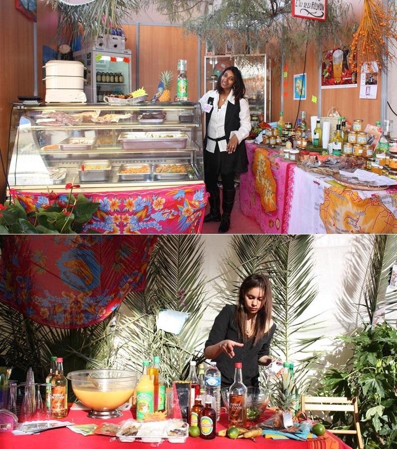 Authenticite Creole A Montpellier Et Avignon La Cuisine Est Une