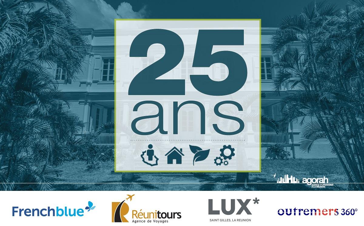 Grand Jeu Anniversaire 25 Ans.Grand Jeu Les 25 Ans De L Agorah Reunionnais Du Monde