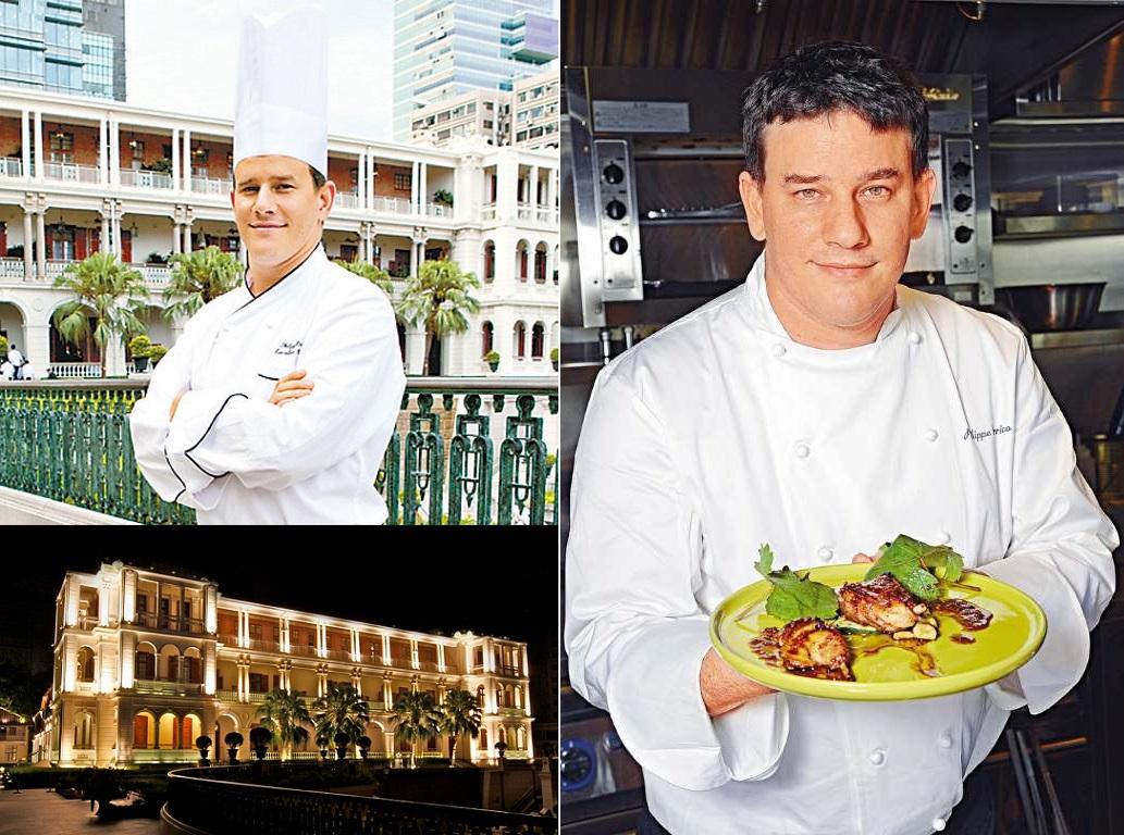 Philippe Orrico Chef De Cuisine Etoile Et Directeur De Deux