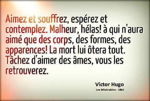 Hommage à Victor Hugo Réunionnais Du Monde