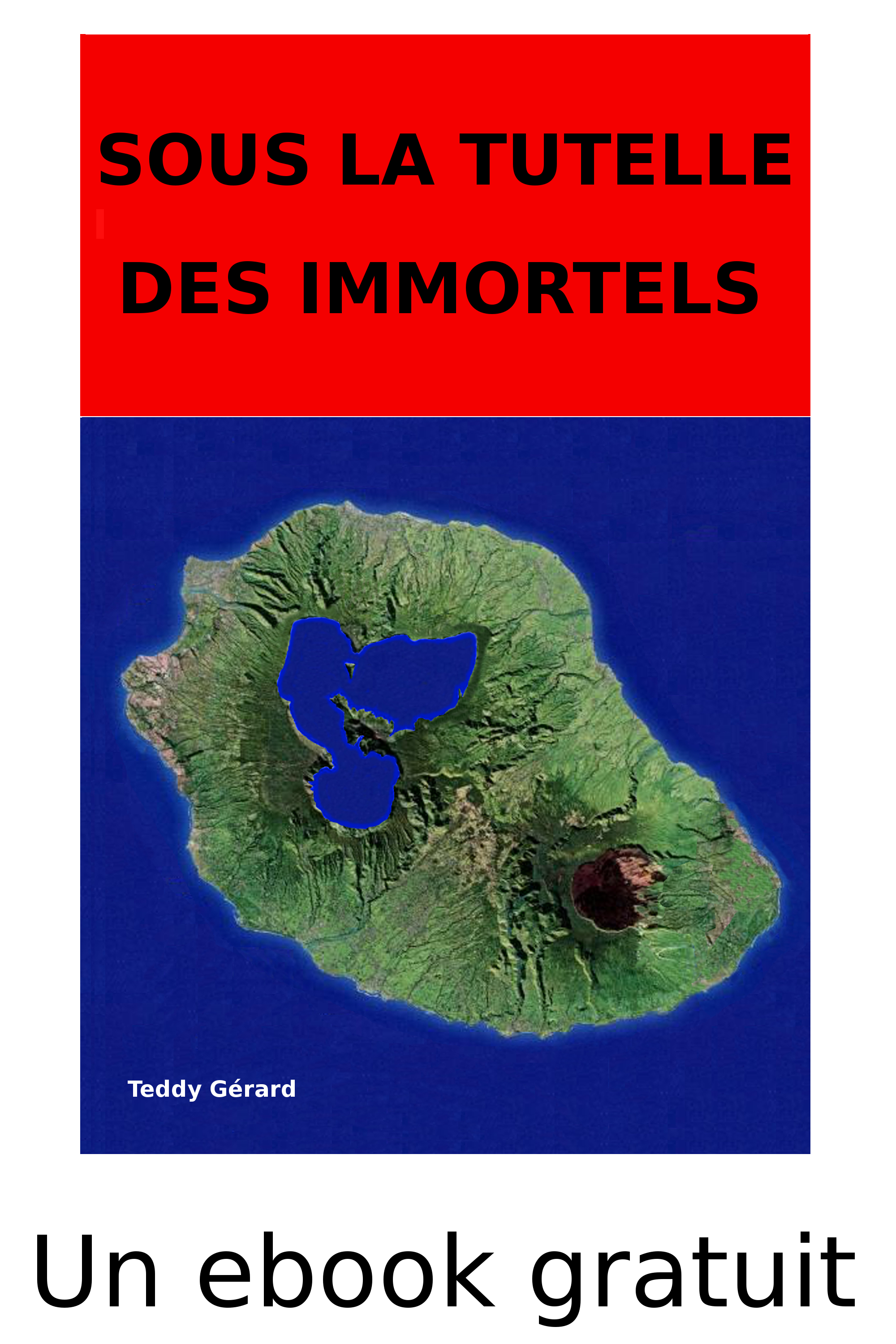 Sous la tutelle des immortels : ebook péi