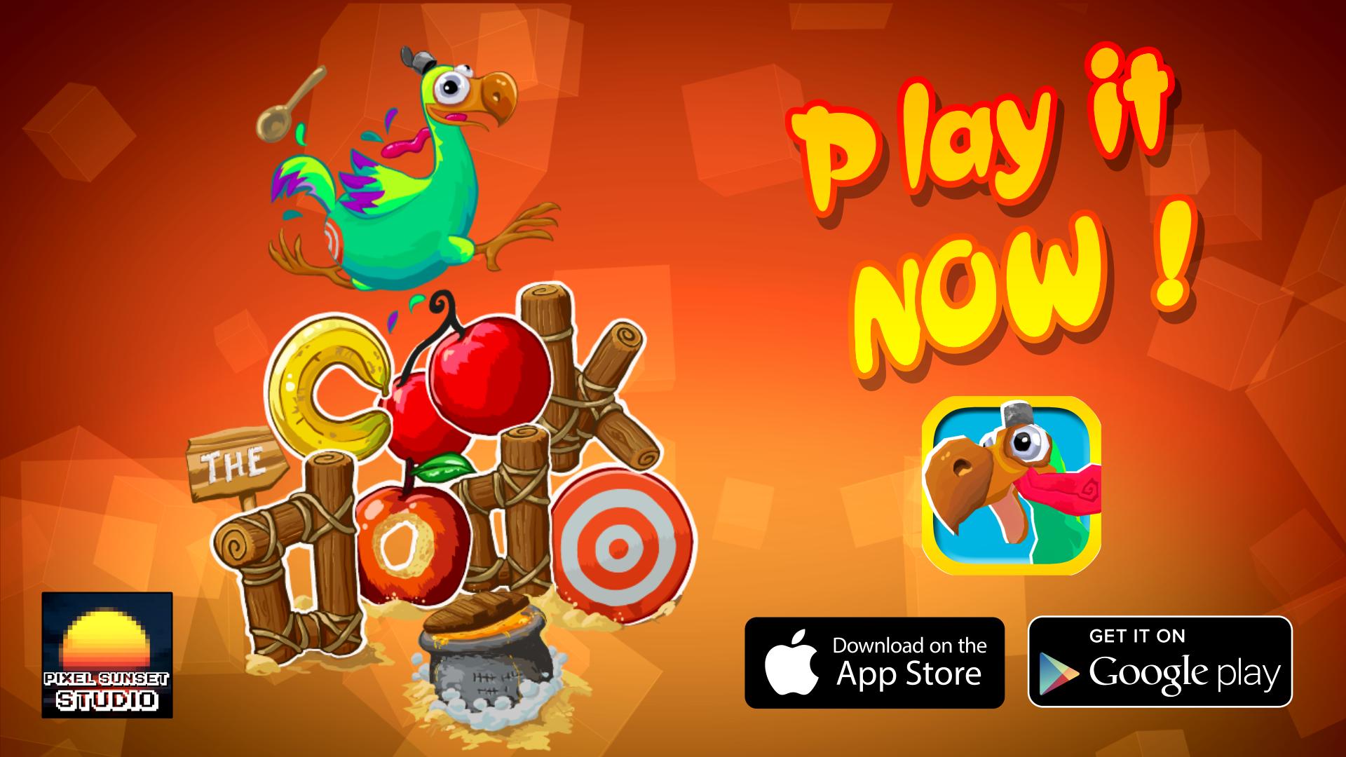 Cook The Dodo Un Jeu Made In Réunion Sur App Store Et