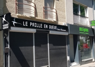 Le Paille-en-Queue restaurant à Reims