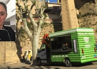 Le paille-en-queue (food-truck)