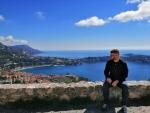 Olivier Morel, juriste en droit public sur la Côte d'Azur