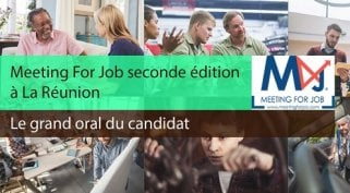 Meeting for job à la Réunion le 29 octobre 2019